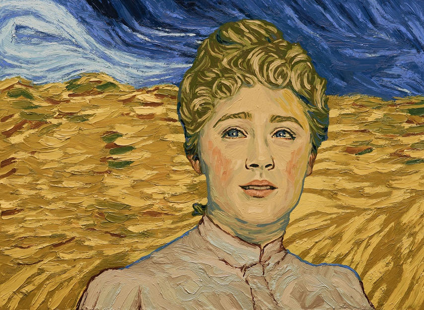 Loving Vincent - (DVD)