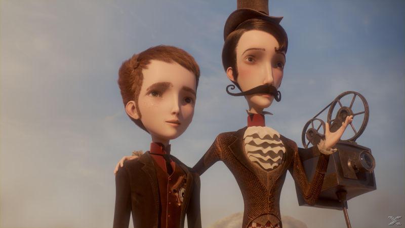 Jack et la mécanique du coeur DVD