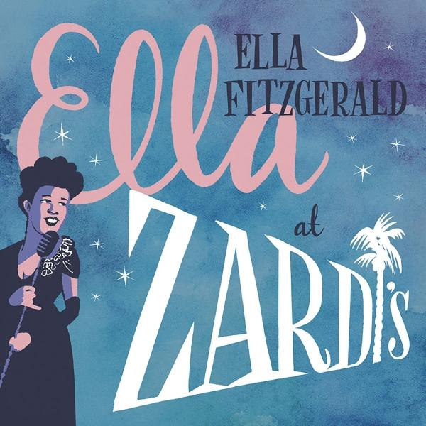 ELLA AT ZARDIS (2LP)