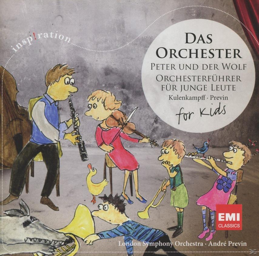 DAS ORCHESTER FOR KIDS