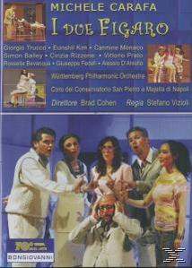 I DUE FIGARO (DVD)