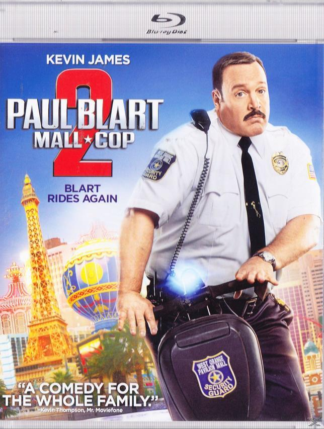 PAUL BLART:MALL COP 2 [BLU RAY]