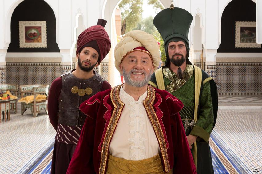 Les Nouvelles Aventures d'Aladdin DVD