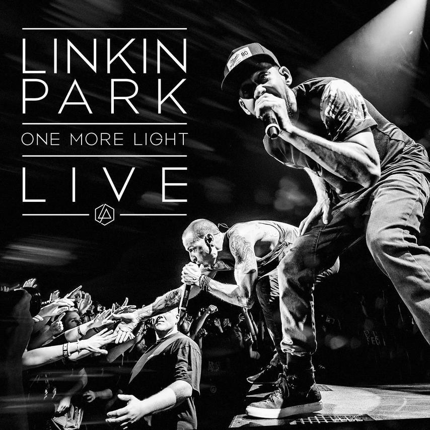 ONE MORE LIGHT LIVE (2LP RSD)