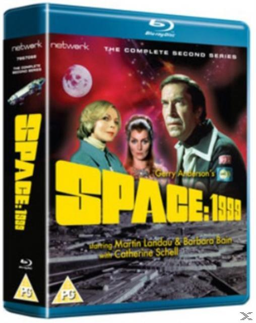 SPACE 1999 SERIES 2 (BLU RAY)