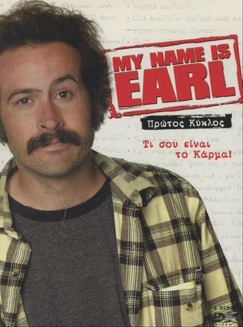 My Name Is Earl - Season One (4 Dvds) Dvd-Box