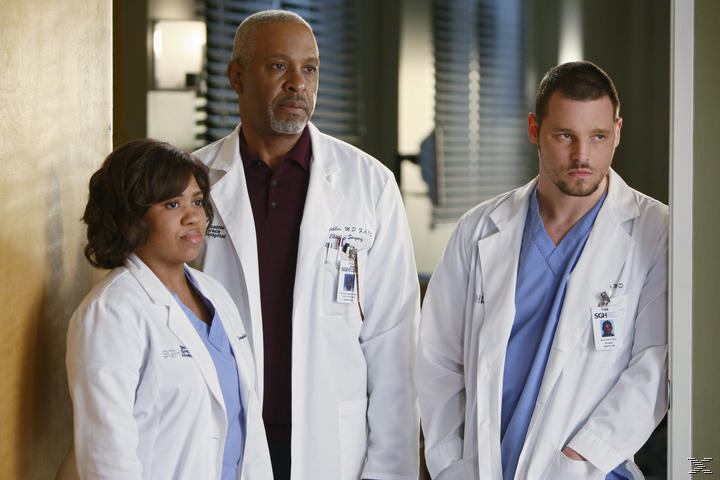 Grey's Anatomy - Seizoen 5 - DVD
