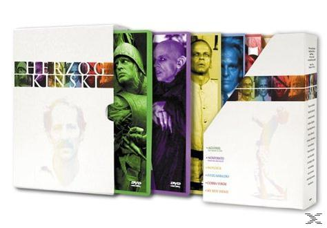 Herzog / Kinski Collection DVD-Box