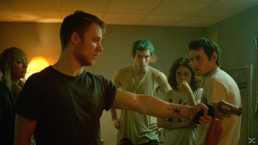 Green Room - (DVD)