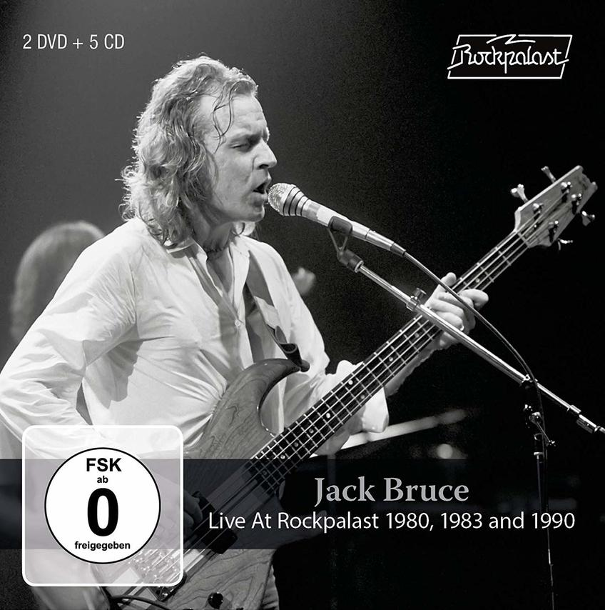LIVE AT ROCKPALAST 1980 1983 1990 (5CD)