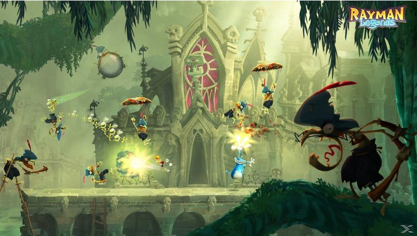 Rayman Legends FR/NL PS4