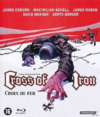 CROSS OF IRON [BLU RAY]