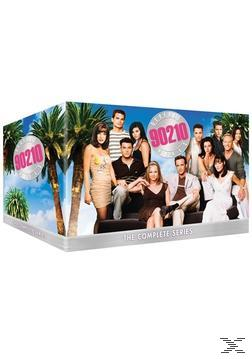 BEVERLY HILLS 90210 COMPLETE SERIES 1-10