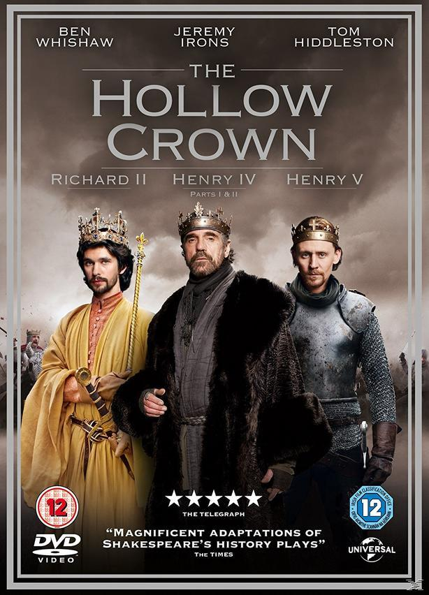 HOLLOW CROWN (DVD)