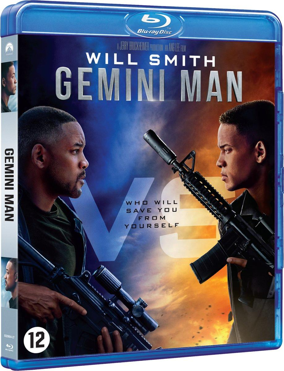 GEMINI MAN (BLURAY)