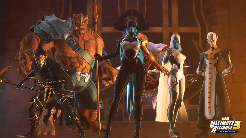 Marvel Ultimate Alliance 3: The Black Order FR Switch