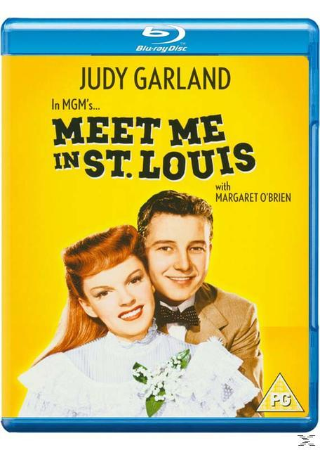 MEET ME IN ST LOUIS (BLU RAY)