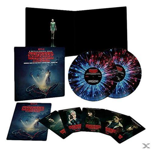 STRANGER THINGS 2 (2LP DELUXE)