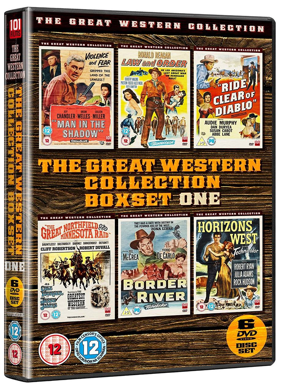 GREAT WESTERN COLLECTION ONE