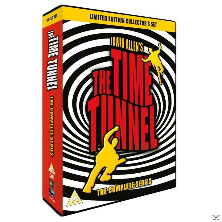 The Time Tunnel: The Complete Series DVD-Box