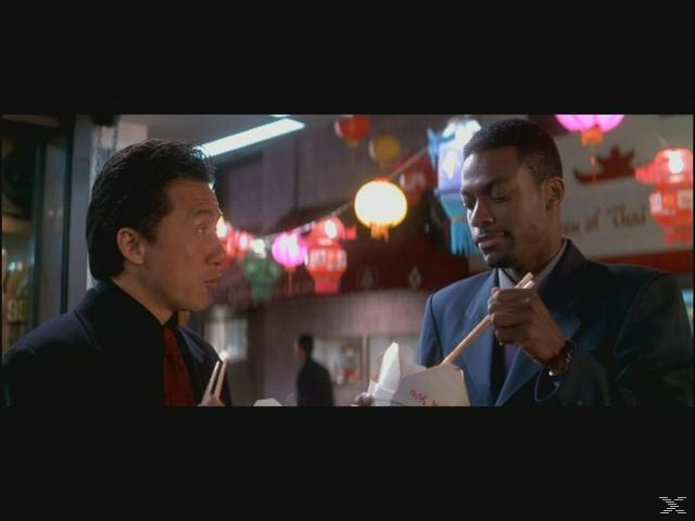 Rush Hour 1-3 - (DVD)