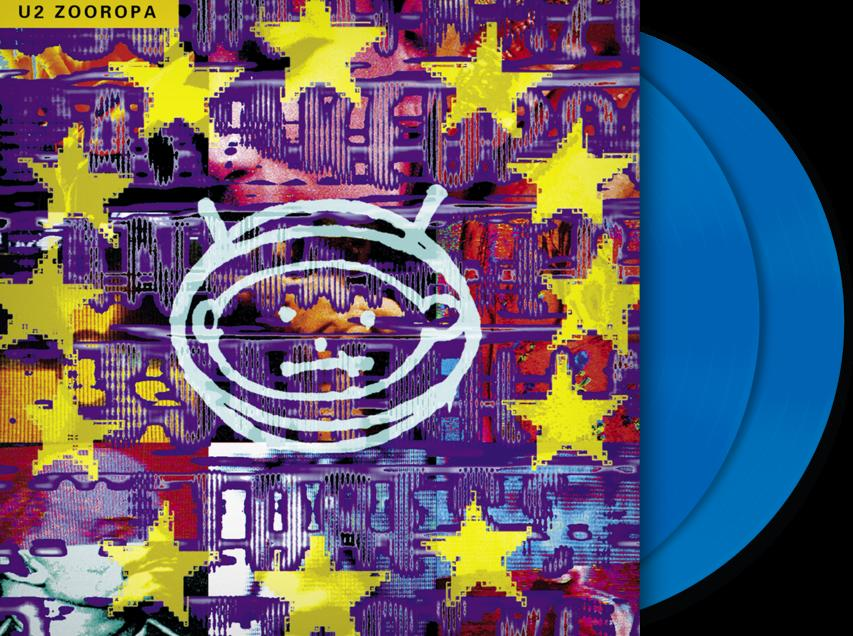 ZOOROPA (2LP COLOURED)