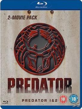Predator 1 + 2 Bluray Box