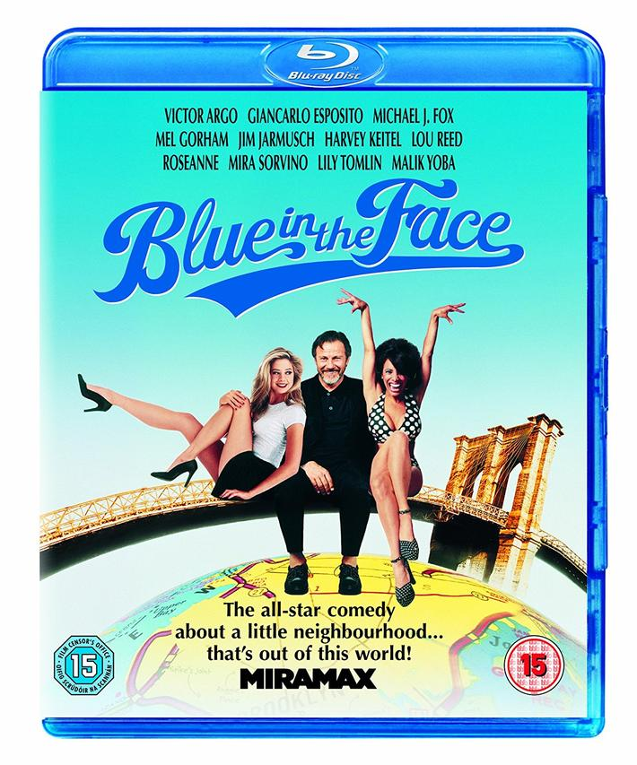 BLUE IN THE FACE (BLU RAY)