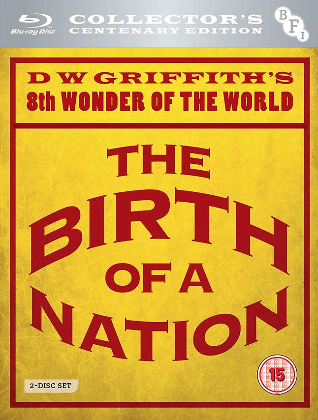 BIRTH OF A NATION (BLU RAY)
