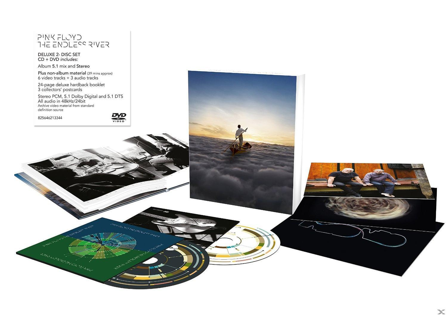 ENDLESS RIVER (CD+DVD)