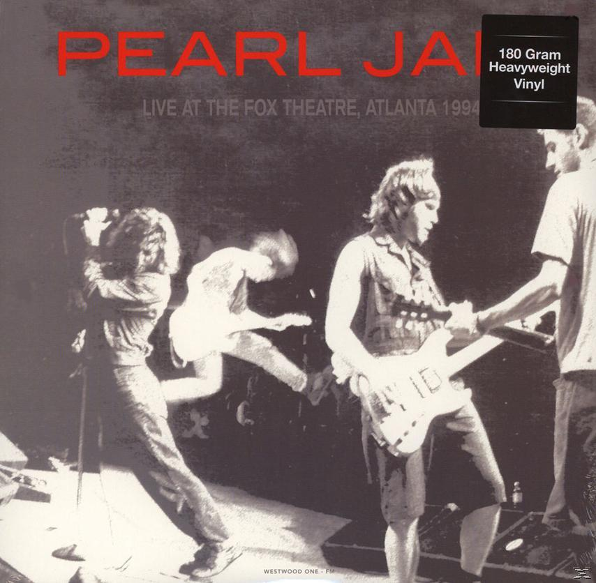 LIVE AT THE FOX THEATRE ATLANTA 1994(LP)