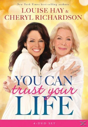 YOU CAN TRUST YOUR LIFE (LOUISE HAY)