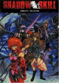 Shadow Skill - The Complete Collection DVD-Box
