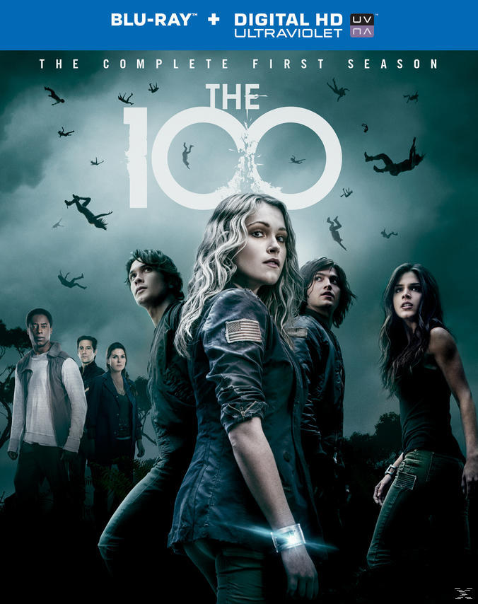 THE 100 SEASON 1 COMPLETE (BLURAY)