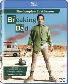 Breaking Bad - The Complete First Season - 2 Disc Bluray