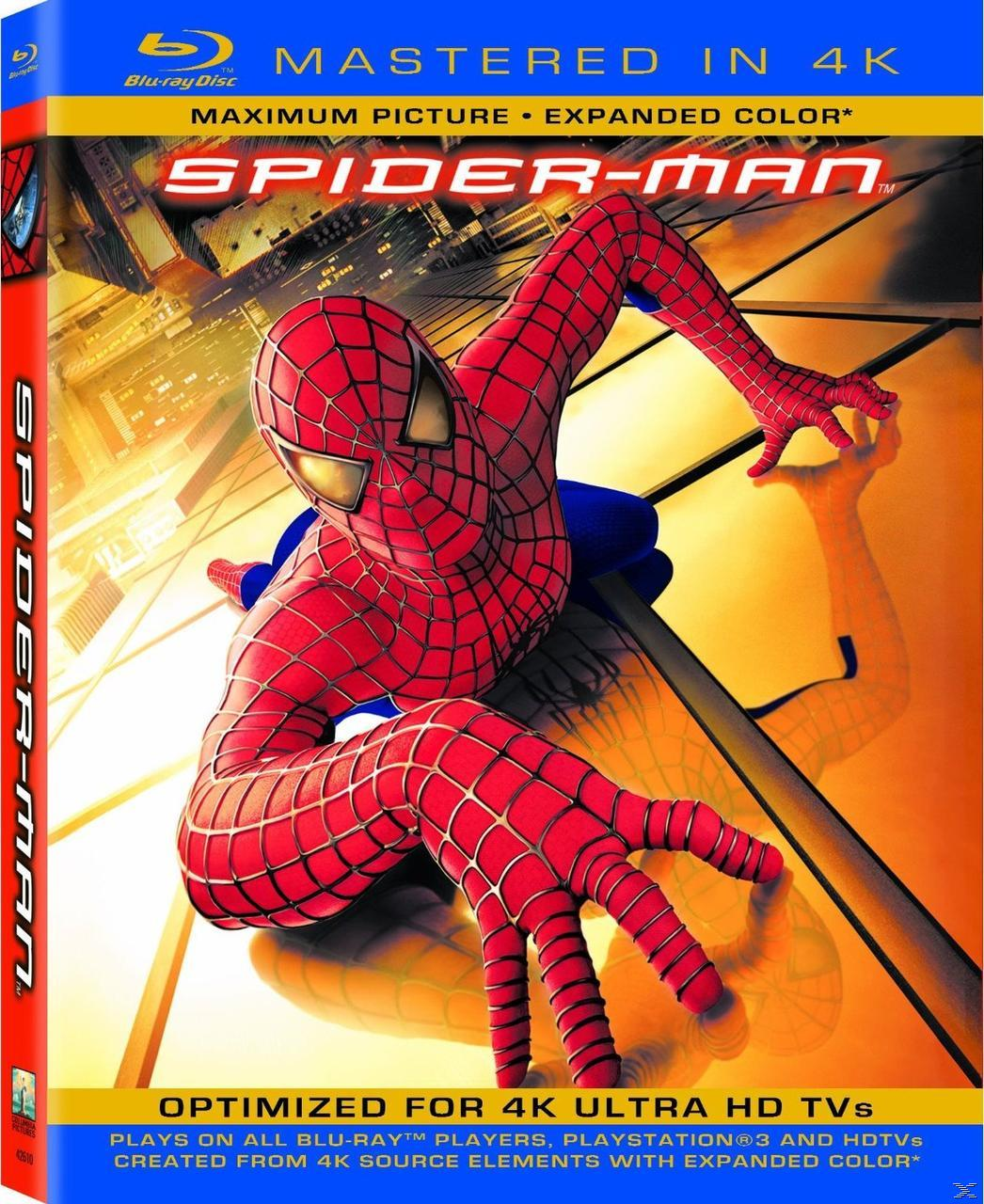 4K SPIDERMAN [BLU RAY]