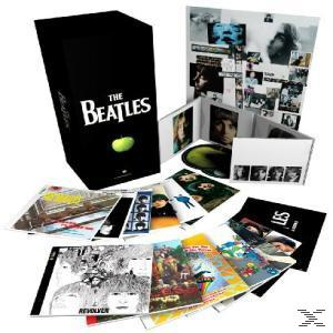 The Beatles Remastered Stereo Boxset 16 Cd + Dvd [Box-Set, L