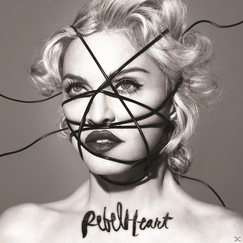 REBEL HEART (CD DLX)