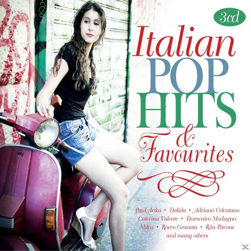 ITALIAN POP HITS (3CD)