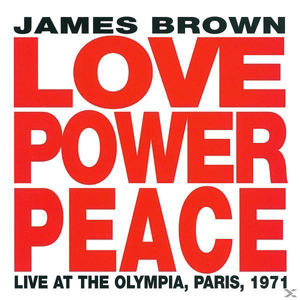 Love Power Peace Live At The Olympia, Paris, 1971
