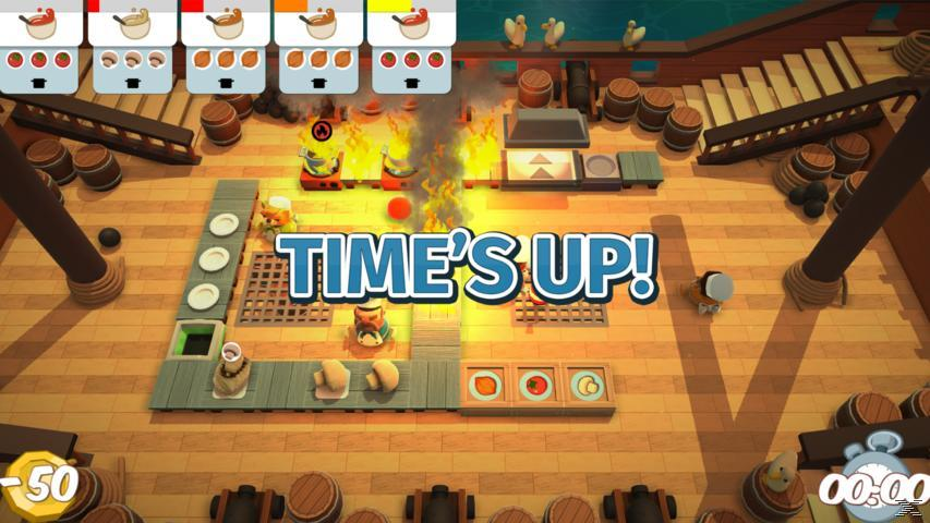 Overcooked! (Gourmet Edition) - Xbox One