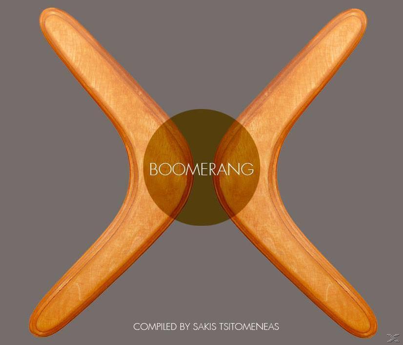 Boomerang large