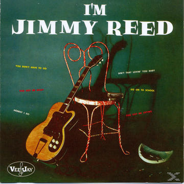 IM JIMMY REED (LP)