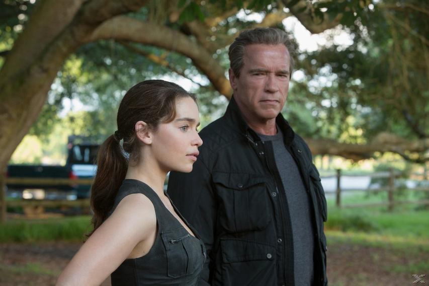 Terminator - Genisys Steelbook DVD