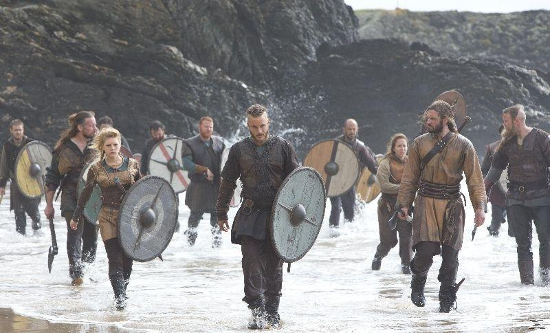 Vikings Seizoen 1 TV-serie