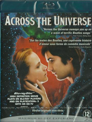 Across The Universe Bd No Gr Sub (Blu Ray)