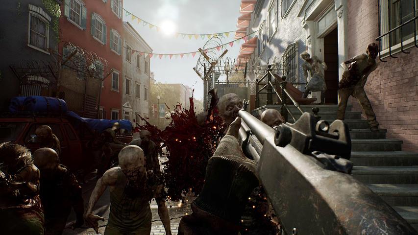 Overkill's The Walking Dead UK PS4