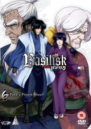 Basilisk - Vol. 6 - Fate'S Finest Hour