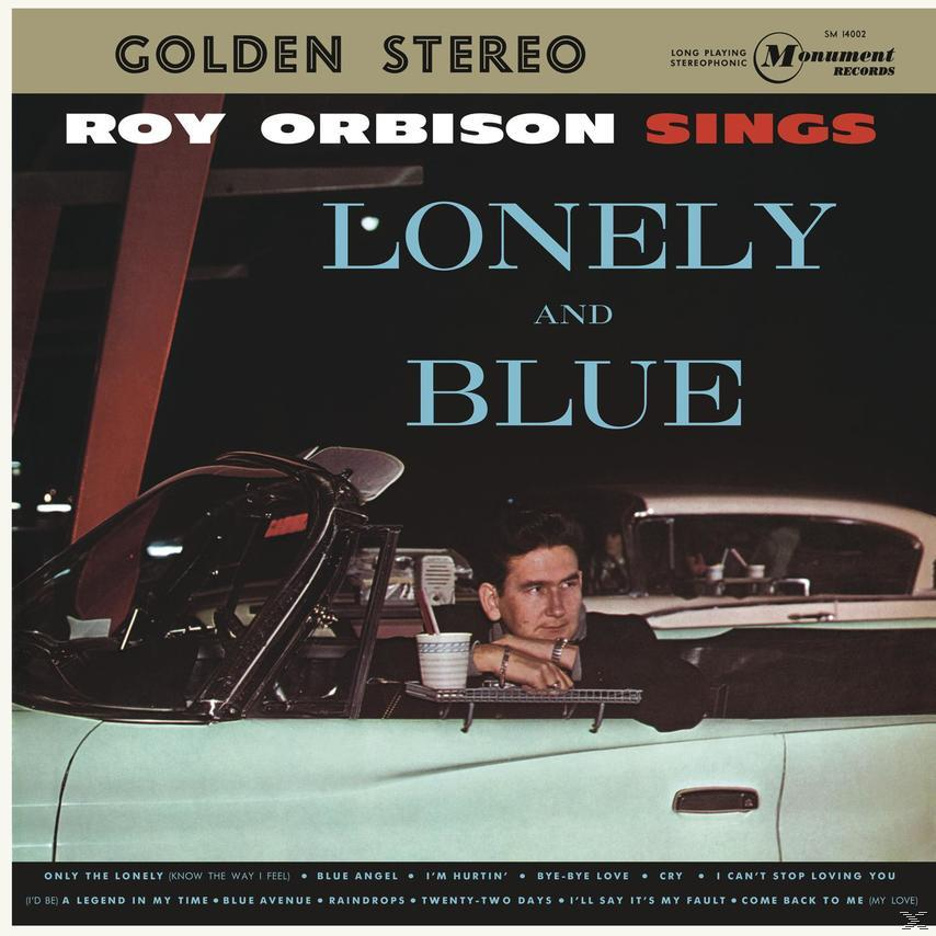 SINGS LONELY AND BLUE (LP)
