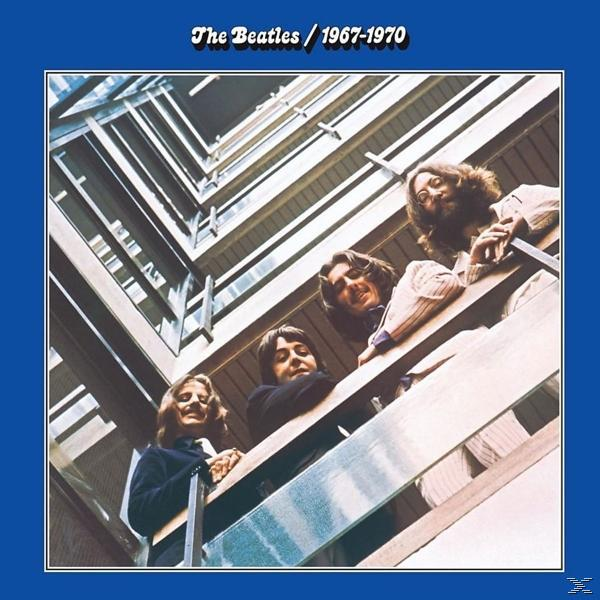 THE BEATLES 1967-1970 BLUE (2LP)